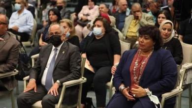 صورة وزيرا ثقافة مصر والأردن يطلقان الفعاليات الأدبية لمهرجان جرش 35
