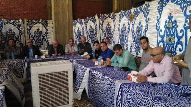 صورة نقيب معلمين بني سويف : إستكمال بناء أبراج المعلمين بعد الحصول على حكم قضائي