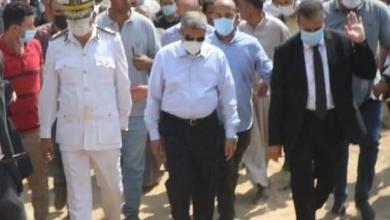 صورة جنازة رجل الأعمال محمود العربي في مشهد مهيب