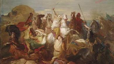 صورة أرطبون العرب وداهيته ( الحلقة السادسة عشر) ولايته الثانية على مصر