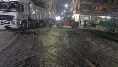 صورة محافظ أسيوط  يعلن بدء رصف مدينة المعلمين وشوارع وميادين حى غرب ضمن خطة تجميل ورصف الشوارع والميادين