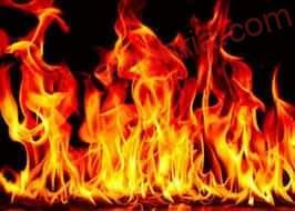 صورة مصرع شاب بمركز العياط بسبب حريق مخلفات أرض زراعية