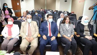 """صورة بروتوكول تعاون بهية وهيئة تعليم الكبار""""""""عاشور عمري: علينا أن نتكاتف لمساندة بهية لدورها تجاه كل سيدات مصر"""""""