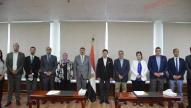 صورة وزير الشباب يشهد توقيع بروتوكول تنفيذ دوري الألعاب الإلكترونية لمراكز شباب مصر