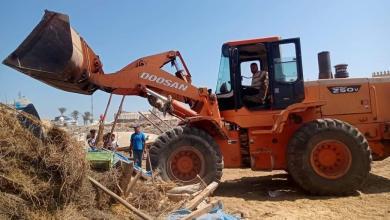 صورة محافظ الدقهلية  يتابع أعمال الموجة 18 لإزالة التعديات على أراضي الدولة