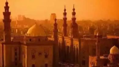 صورة وصف عمرو بن العاص لمصر