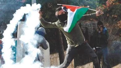 صورة تجدد المواجهات في فلسطين بعد القبض على الأسرى