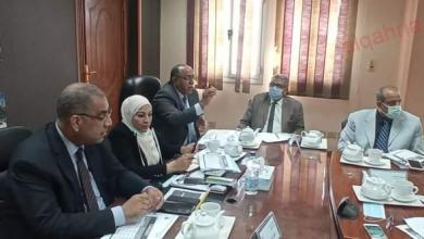 صورة اجتماعات متتاليه بالمنطقة الجنوبية بالقاهرة لتذليل عقبات و صعوبات التصالح في مخالفات البناء