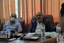 صورة مستقبل وطن بكفرالشيخ لقاءات المواطنين ونواب الحزب لن تتوقف