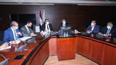 صورة وزير النقل يلتقي وزير المواصلات الليبي لبحث أوجه التعاون بين الجانبين في مجالات النقل المختلقة