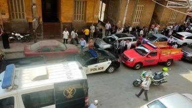 صورة عاجل …تهديدات بتفجير مجمع محاكم المنيا
