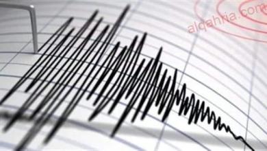 صورة زلزال بالسواحل الشمالية
