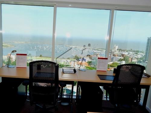oficinas amuebladas en el world trade center