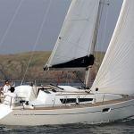Alquiler de veleros en Valencia sin patrón Jeanneau SO36i