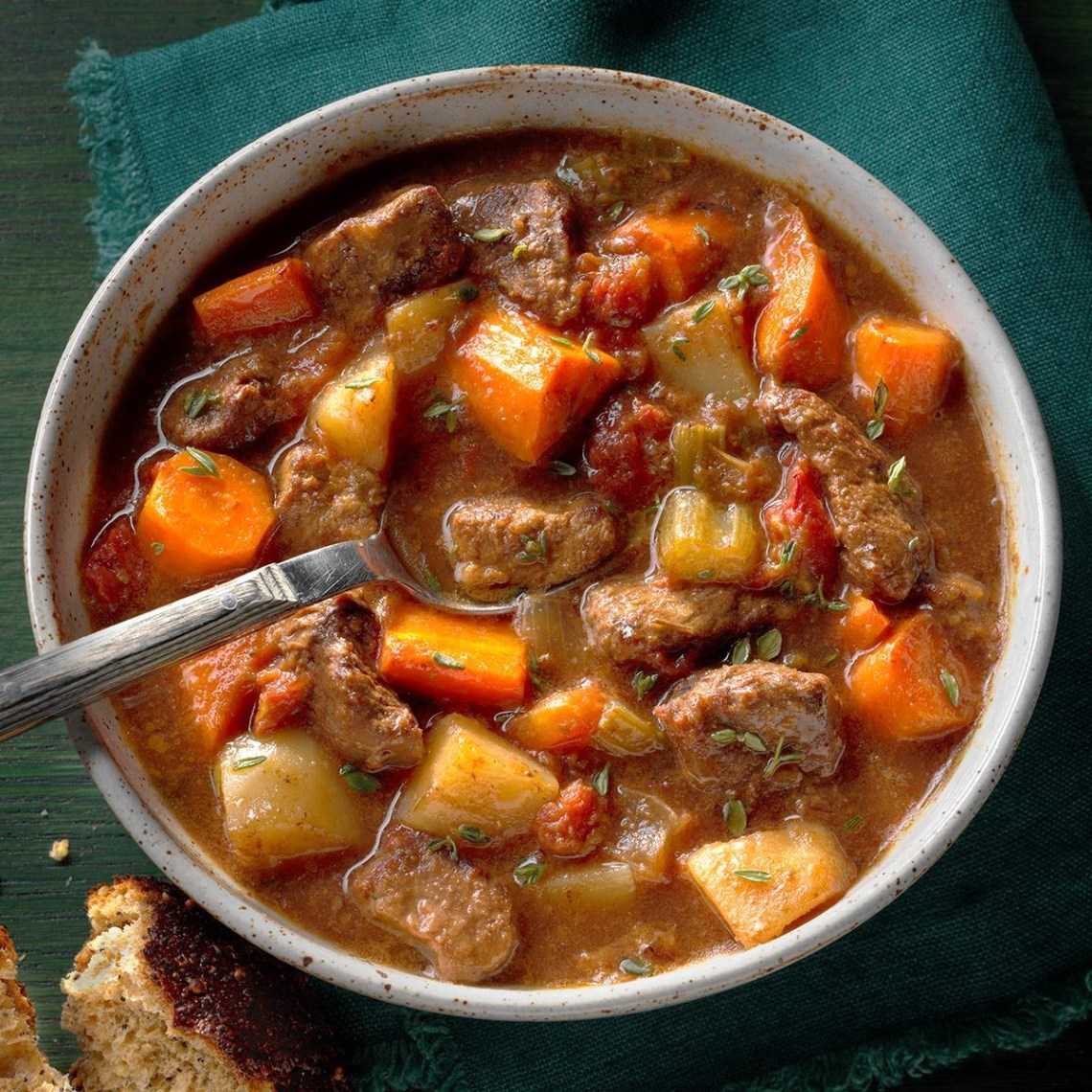 8 Images Beef Stew In Slow Cooker Recipe And Description ...