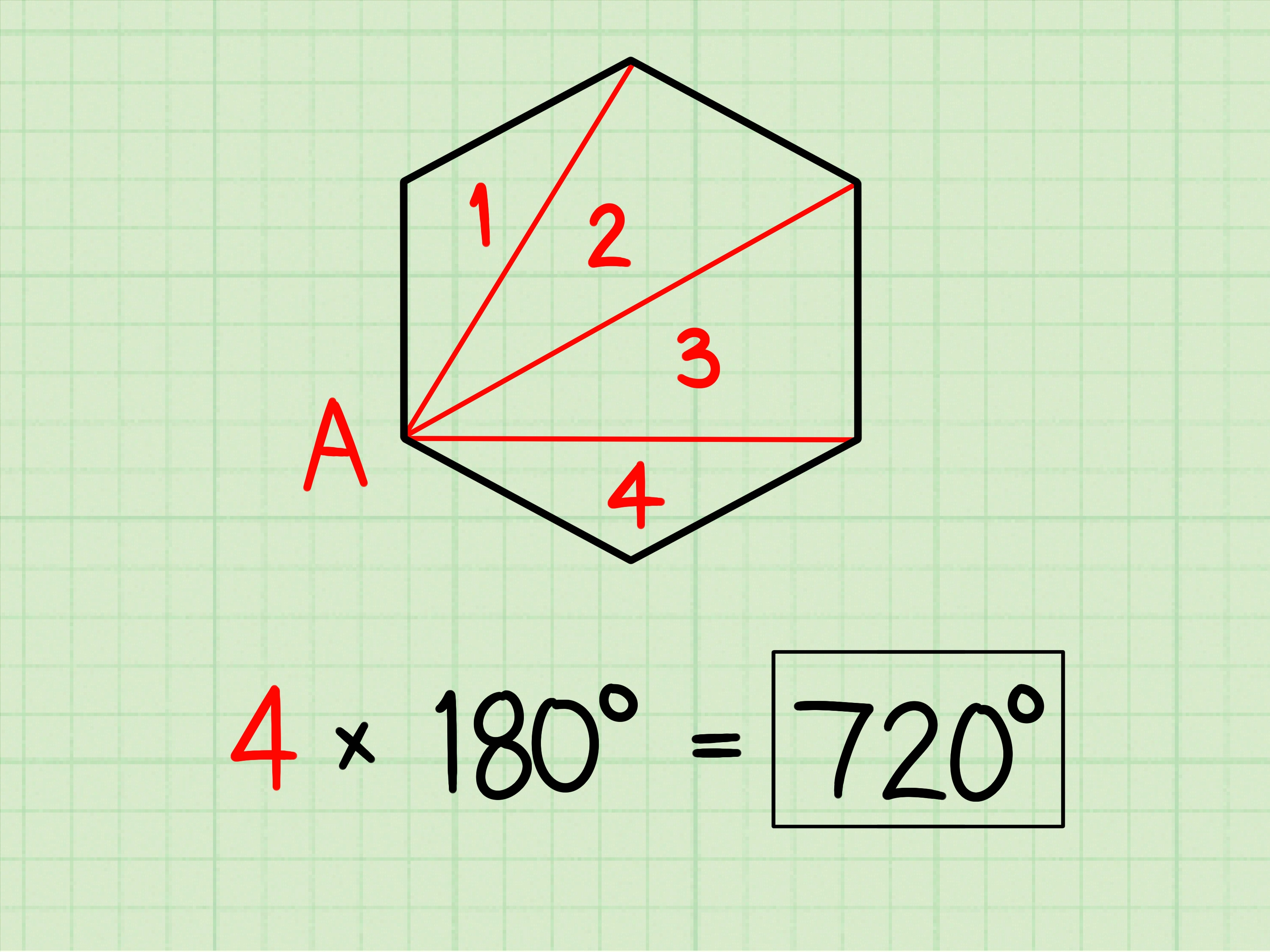 7 Images How To Work Out The Interior Angle Of A Irregular