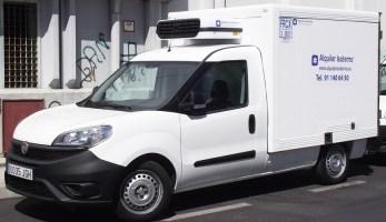 Vehículo Fiat Plancher