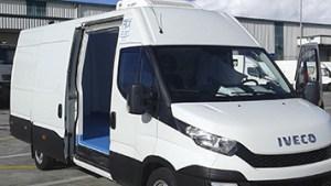 Vehículo Iveco Extralarga