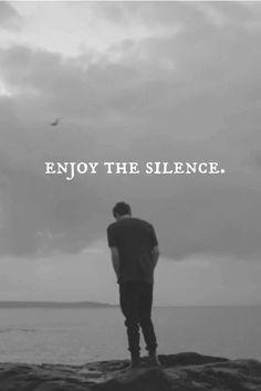 En silencio nos encontramos a nosotros mismos