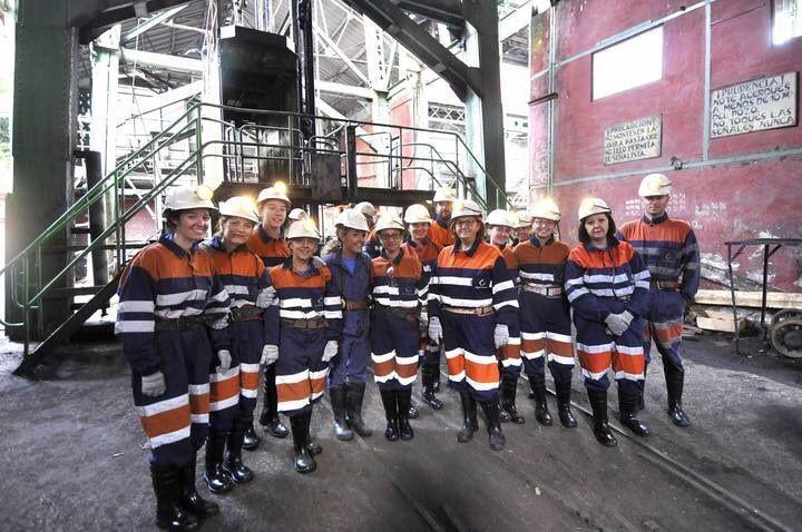 Un día en la mina: Vivir un trabajo significante