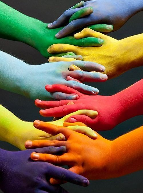 Creatividad Colaboradora: El lienzo de la Colaboración