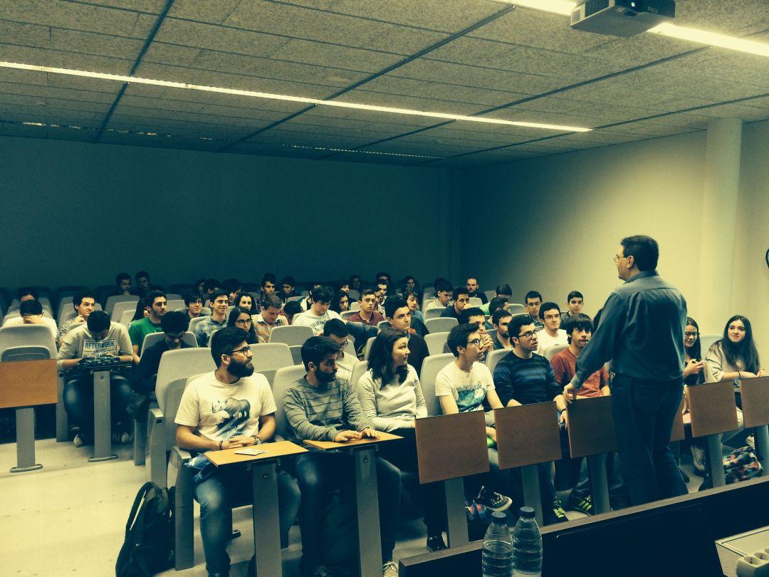 Alumnos Universidad Vigo