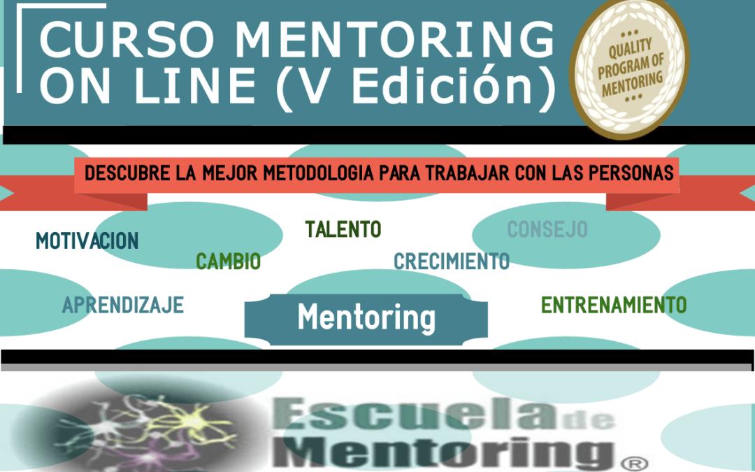 V Edición Curso Online de Iniciación al Mentoring