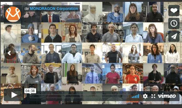 Conferencia sobre mentoring y transformación cultural en Corporación Mondragon