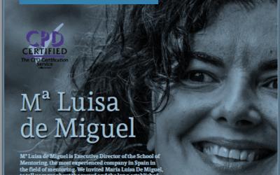 Best in Career Development Mentoring-Spain & Recognised Leader in Professional Development