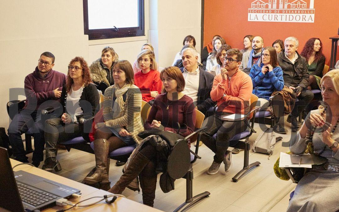 Jornada Matching Mentores y Mentees Emprendamos Asturias
