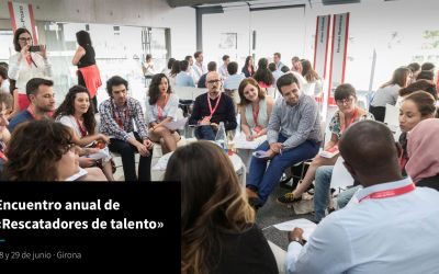 29 de Junio participo en la jornada sobre talento y empleabilidad organizada por la FPdGi