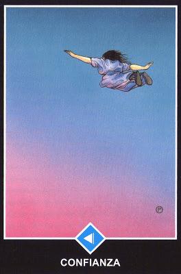 El Tarot Zen de Osho dibujo