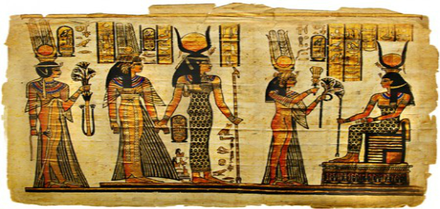 egipcios - Alquimia Operativa