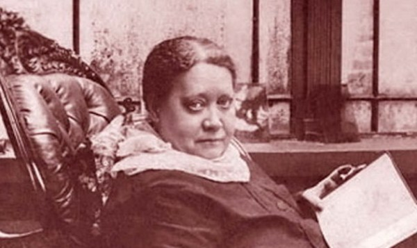 Helena Petrovna Blavatsky - Alquimia Operativa