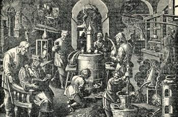 Definições e Propriedades do Mercúrio na Alquimia