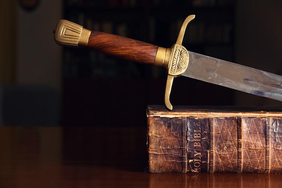 espada bíblia