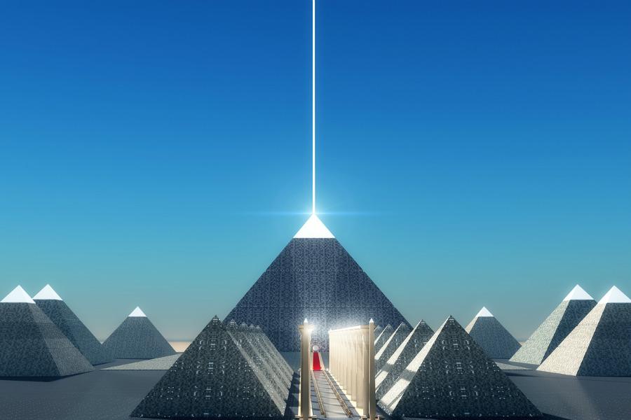Pirâmide de Luz