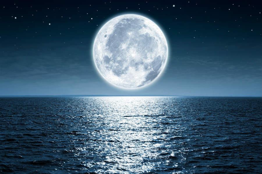 Saudação à Lua