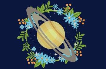 Alquimia e Astrologia: Ervas Medicinais regidas por Saturno
