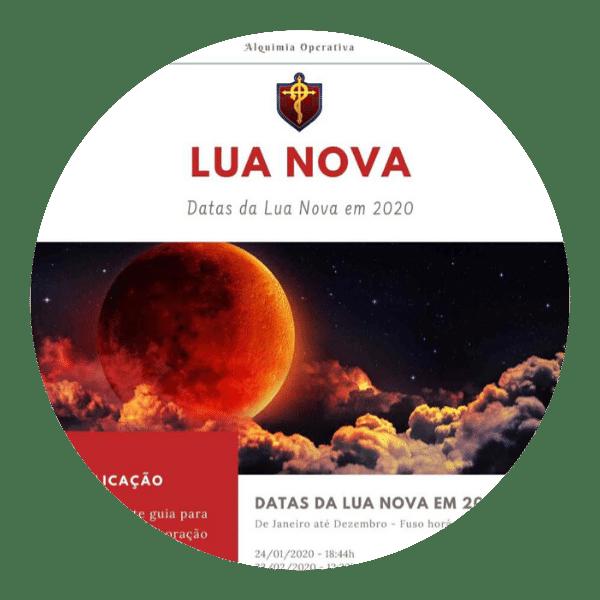 PDF - Calendário Lua Nova 2020