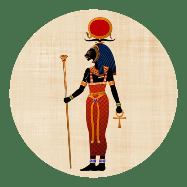 Sekhmet - a Deusa Guerreira dos Egípcios