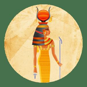 Hathor - A Deusa Egípcia do Amor e da Prosperidade