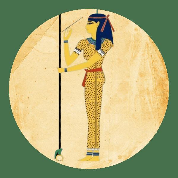 SESHAT – Deusa Egípcia Guardiã dos Mistérios e dos Livros