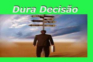 Imagem Dura Decisão