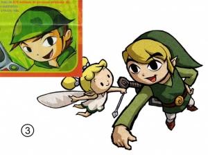 Club del tigre toño comparado con Link de Zelda