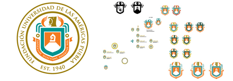 Proceso de Diseño: Nuevo Escudo de la UDLAP