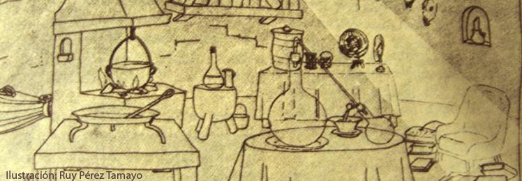 Un cuento sobre alquimia parte 1: El viejo alquimista