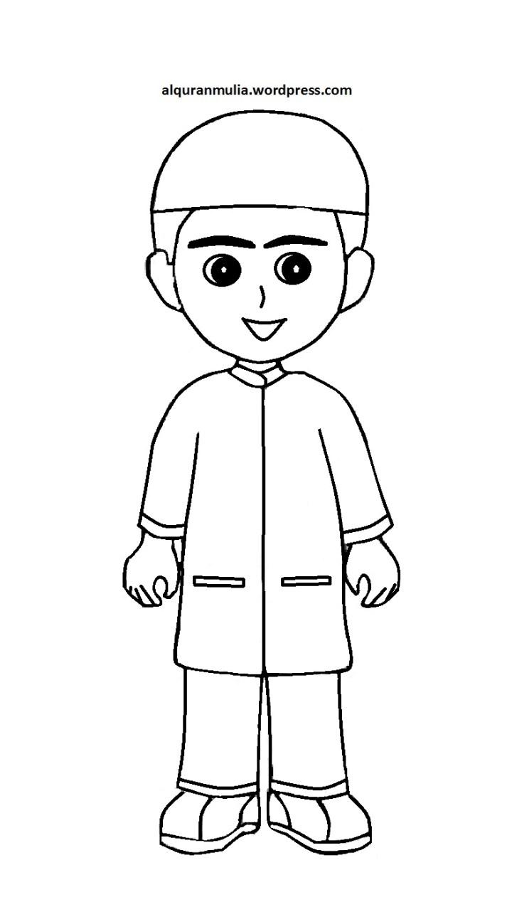 Gambar Anak Sholeh : gambar, sholeh, Gambar, Kartun, Sholeh, Koleksi
