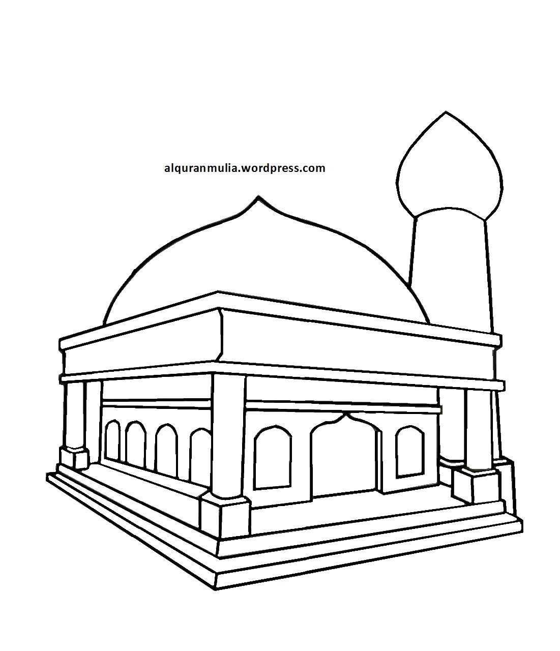Gambar Kartun Muslim Sedang Sholat Blog Kata2 7 Modern Home