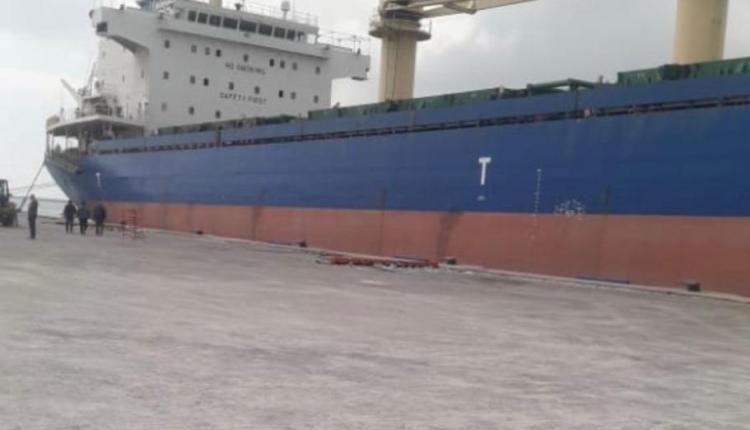 ميناء العريش